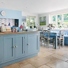blue country kitchens. Country Blue Kitchen Home Design Kitchens K