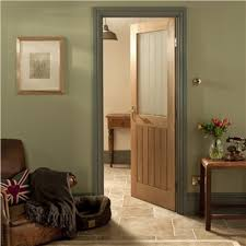 internal white oak unfinished oregon cottage 1l door with etched clear glass woakfl ge