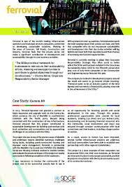 case study ferrovial