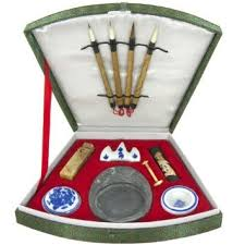 get quotations oriental furniture best arts crafts creative educational gift ideas 2011 complete chinese japanese calligraphy set cheap oriental furniture