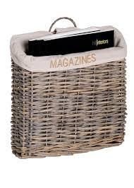Fabric Magazine Holder Magazine Holders Magazine Racks Interior Flair 71