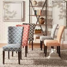 overstock mobile fabric dining room chairs parsons dining chairs dining room bar