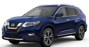 2018 Nissan Rogue Color Choices