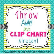 Alternatives To Behavior Clip Charts Glitter Glue Giggles Getting Rid Of The Clip Chart A