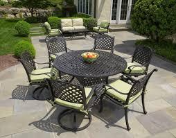 patio round patio dining sets home interior design for round patio dining set