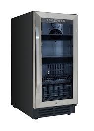 15 built in deluxe beverage center bca3115s3s
