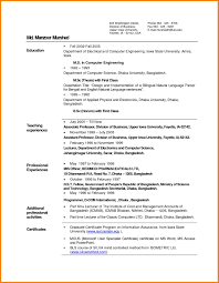 Enchanting Resume For Bpo Jobs Fresher Download In 100 Resume