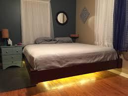 Floating Bed Build Plans