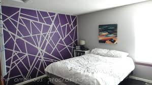bedroom paint designs ideas. Wall Paint Designs Easy Painting Ideas Tape Artwork Design For Living Room Bedroom