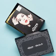 open allure x kat von d box
