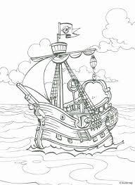Piraat Kleurplaten Zoeken