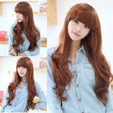 Women Curly Hair Style women curly hair cut in korea cute korean curly hairstyles 2017 2687 by wearticles.com