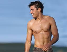 zac efron workout hd wallpaper