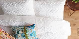 11 crisp white duvet covers for sweet slumbering