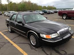 pre owned car grand marquismercury