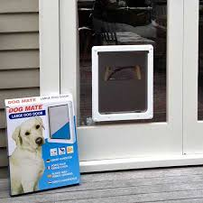 dog mate large dog door