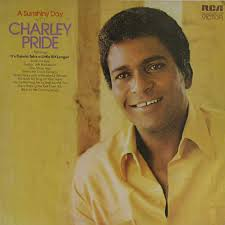 charley pride a sunshiny day country vinyl record for