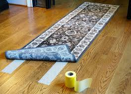 how to keep rug from slipping on hardwood floor