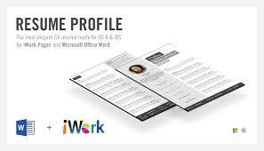 Iwork Resume Templates Oyle Kalakaari Pertaining To Free Resume
