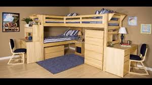 ashley furniture bunk bed with desk home design ideas beds