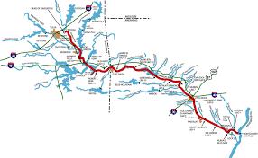 tulsa district navigation White River Arkansas Map mcclellan kerr arkansas river navigation system white river arkansas map app