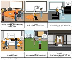 flowers for algernon project storyboard by angelherrera