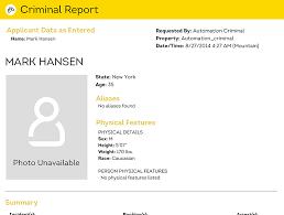 Rental Background Check Inspiration Tenant Background Check Criminal History TransUnion SmartMove