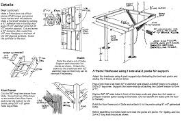 One Tree 2 post 12'x14' Treehouse Kit   Treehouse ideas additionally Deer Blind Plans   Free Outdoor Plans   DIY Shed  Wooden Playhouse furthermore  besides Steel Post And Beam House Plans Design Home Canada Sycamore together with Kids Treehouse Plan   Part One   Casual Craftsman further Cool Tree House Plans   Learn how to build a tree house also  in addition Pictures of Tree Houses and Play Houses From Around The World besides 26 best Treehouse romance images on Pinterest   Treehouses also 40 Tree Houses So Awesome You'd Trade Your Home For One   Tree likewise . on tree house plans on posts