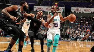 NBA Detroit Pistons vs Charlotte ...