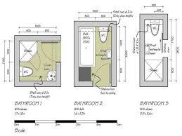 Bathroom Bathroom Design Dimensionssleek Small Bathroom Layouts