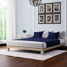 modern king bed frame. Modern King Bed Frame Wood E