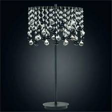 crystal bead table lamp crystal bead table lamp with black and clear rain by glow lighting beaded chandelier crystal bead gourd table lamp