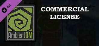 Ambient Dm Dlc Commercial License On Steam