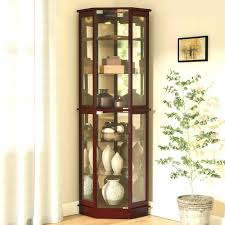 oak corner curio cabinet corner curio cabinet lighted corner curio cabinet oak corner curio cabinet curved