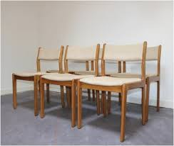 set of 6 dining chairs modern set 6 model 49 dining chairs in teak by erik