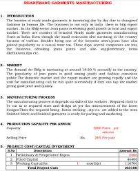 manufacturing business plan templates word pdf format garment manufacturing business plan template