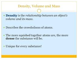 DENSITY Grade 8 Science. - ppt video online download