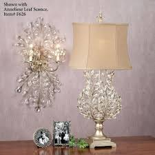 medium size of lamp antique crystal lamps crystal chandelier style table lamp black anneliese champagne