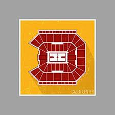 Amazon Com Artsycanvas Galen Center College Basketball