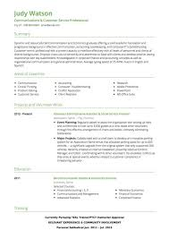 Microsoft Resume Example Customer Service Resume Examples 650 921 Resume Template