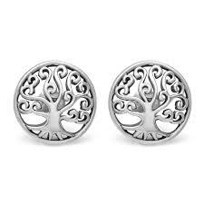 Tree of Life Earrings | Fashion Jewelry | Chuvora