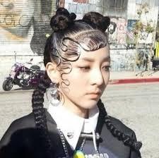 Resultado de imagen para poop korean  hairstyles
