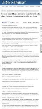corporal punishment essays buy original essay corporal essays punishment