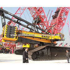 China Scc1800 Crawler Crane For Sany 180 Tons On Global Sources