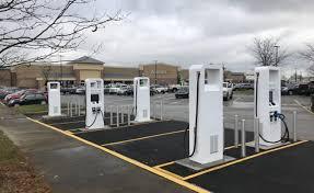 Vws Electrify America Sticks With Walmart For Ev Charging