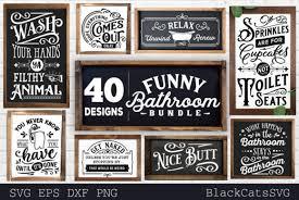 Bath, bathroom, pipe, toilet icon. 44 Funny Bathroom Sign Designs Graphics
