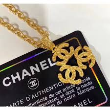 chanel three cc pendant necklace gold 2019 collection qfhtf4 11 jpg