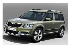 new car launches of 2014 in indiaSkoda 2014 Yeti Launched in India Get Price Technical Features