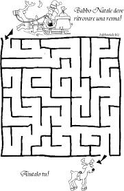 Labirinti Per Bambini Da Stampare
