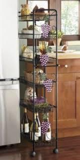 Grape Kitchen Decor Accessories Grapes OverTheSink Shelf from Seventh Avenue I have a lot of 9
